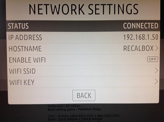 Raspberry pas visible sur le réseau local et partitions pas